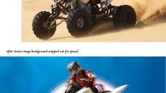 Photo Manipulation: ATV