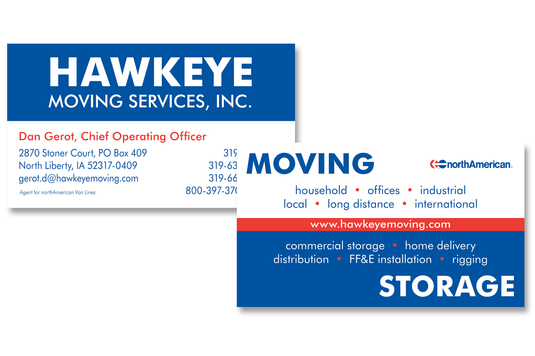Business Cards - Portfolio of Dawn Lively